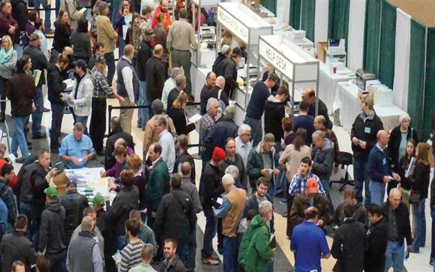 2015 New England Vegetable & Fruit Conference